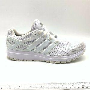 Adidas Men's Cloudfoam White Running Shoes Sz 13